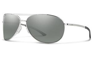 d003c032d81 Serpico 2 Sunglasses- Silver w CP Polar Platinum.  179.00. product image. Smith  Optics