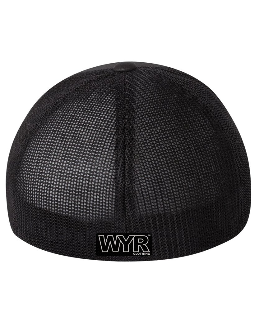 Wear Your Roots Wyoming Mesh Back Flexfit